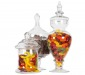 Catering By Design - Glass Lolly Jars